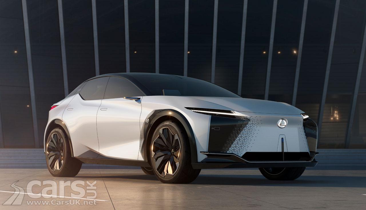 Photo Lexus LF-Z Electrified Concept