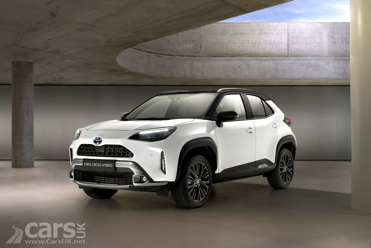 Photo Toyota Yaris Cross Dynamic
