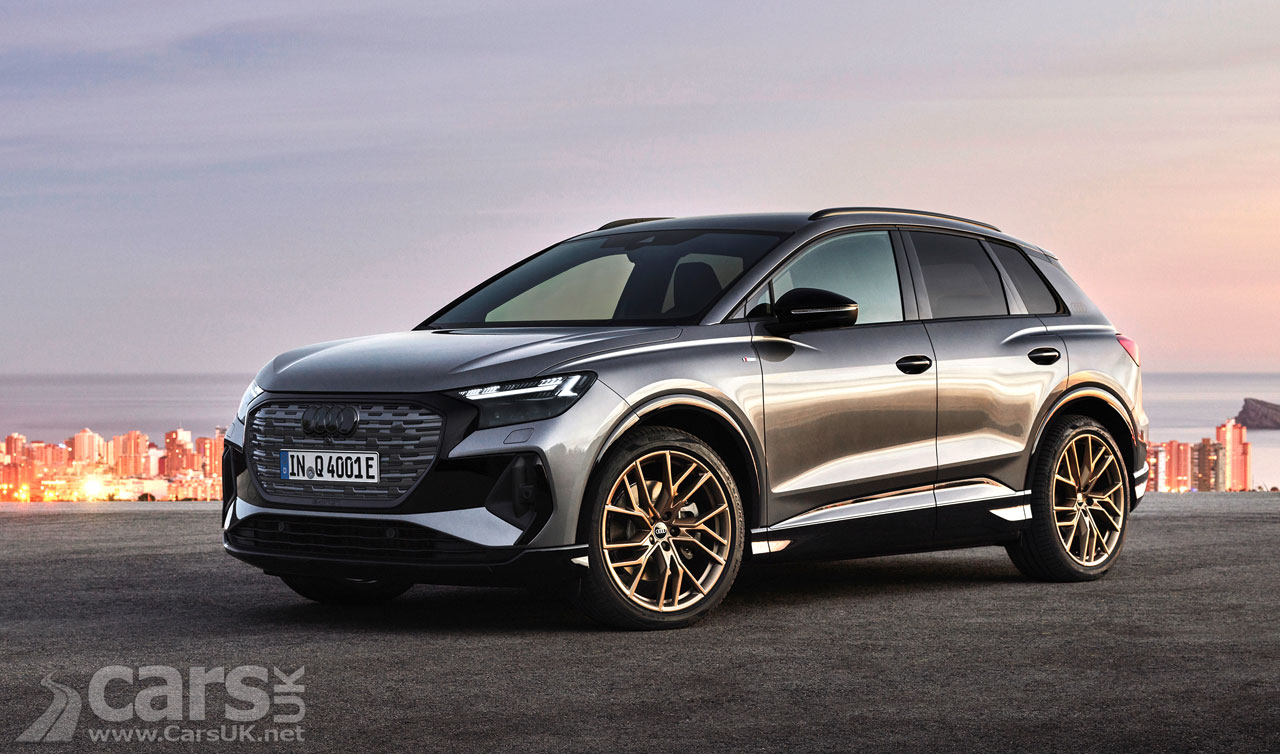 Photo Audi Q4 e-tron