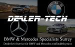 Dealer-Tech BMW and Mercedes Specialists Surrey