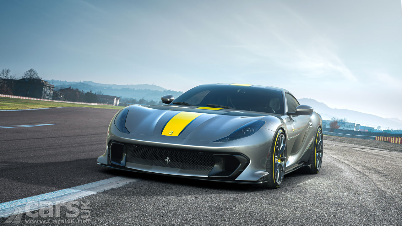 Photo Ferrari 812 Superfast Special Edition First