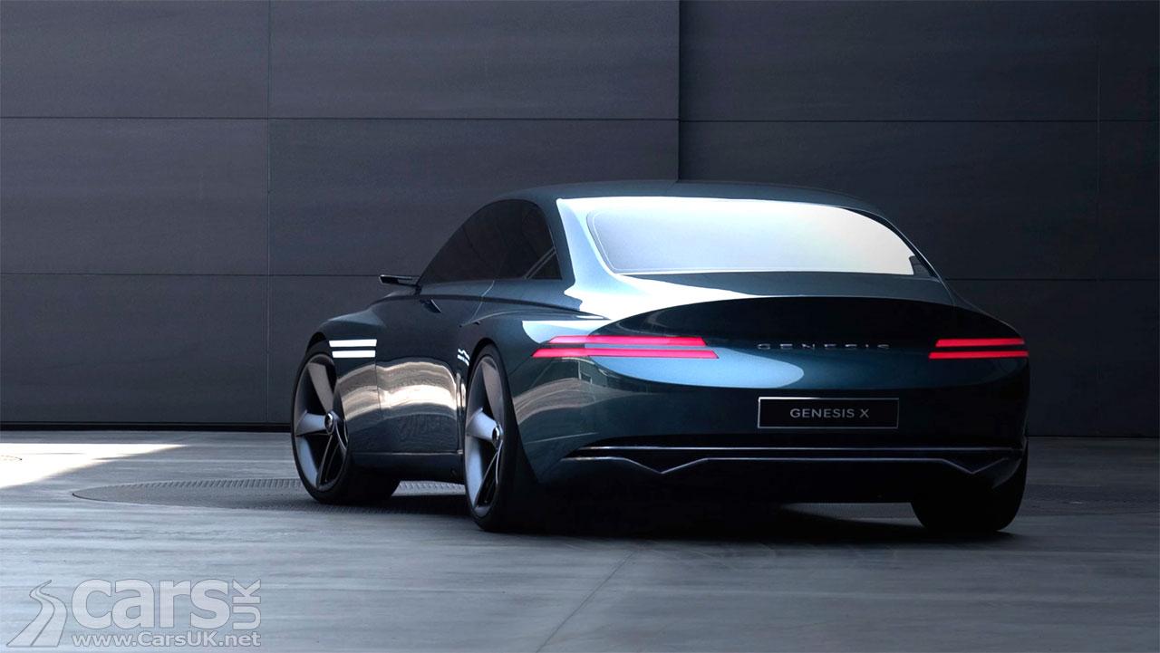Photo Genesis X Concept Rear