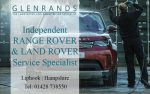 Glenrands Land Rover Specialists