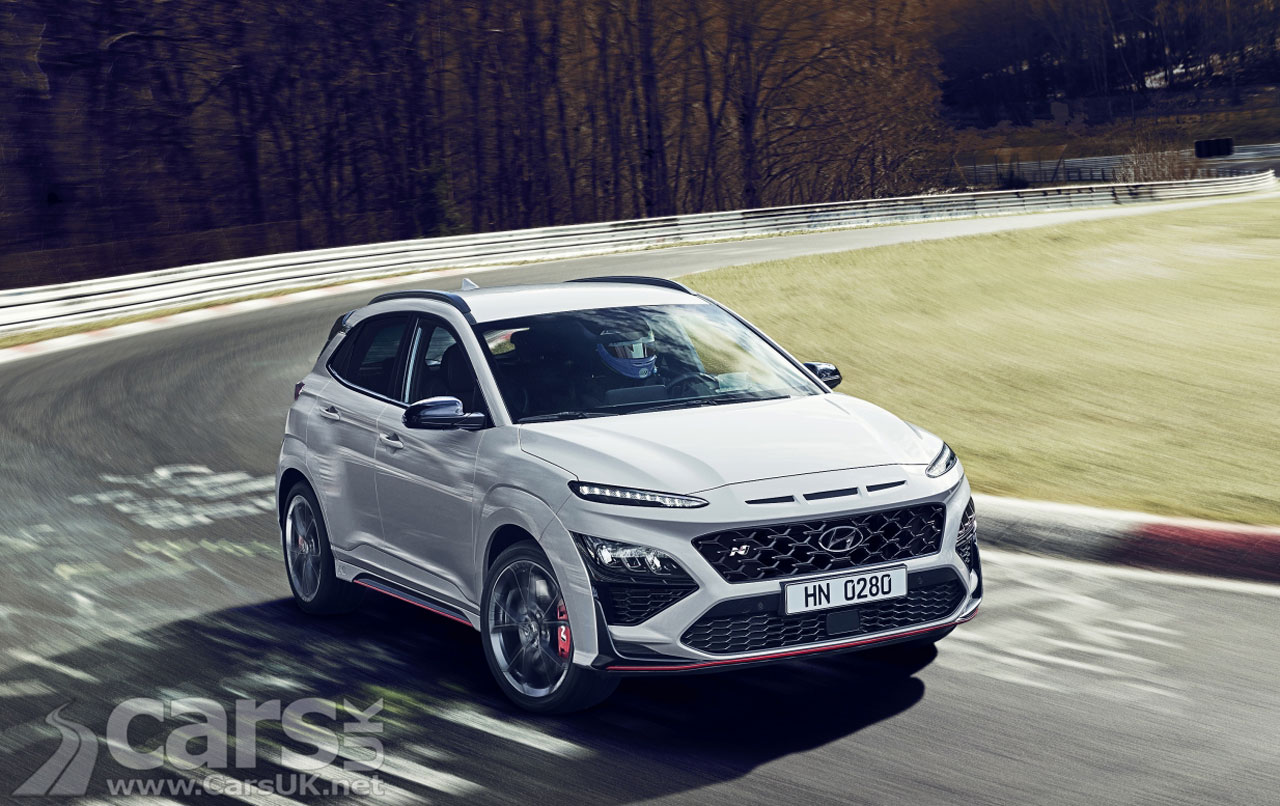 Photo Hyundai Kona N official