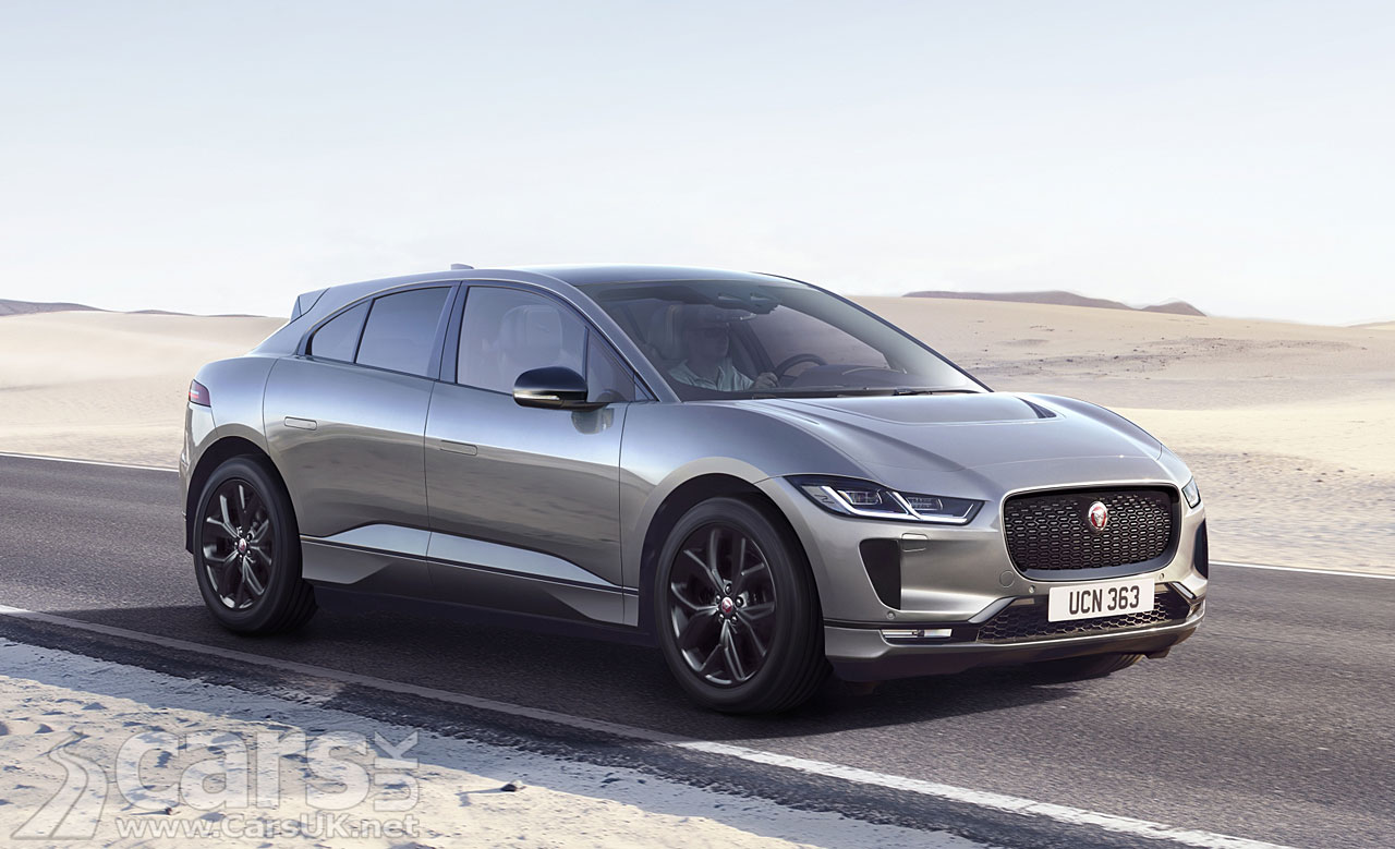 Photo Jaguar I-Pace BLACK