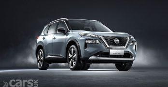 Photo New Nissan X-TRAIL