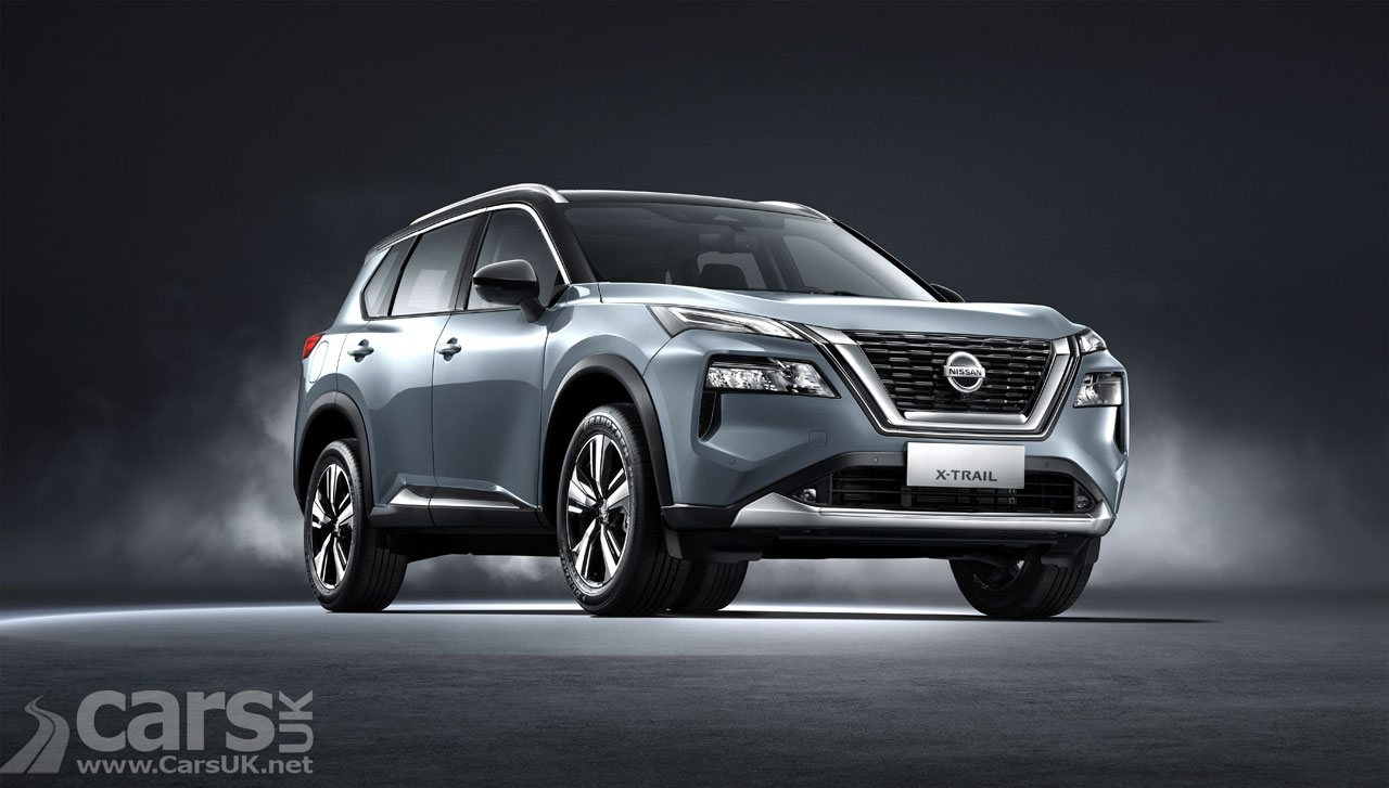 Photo New Nissan X-TRAIL
