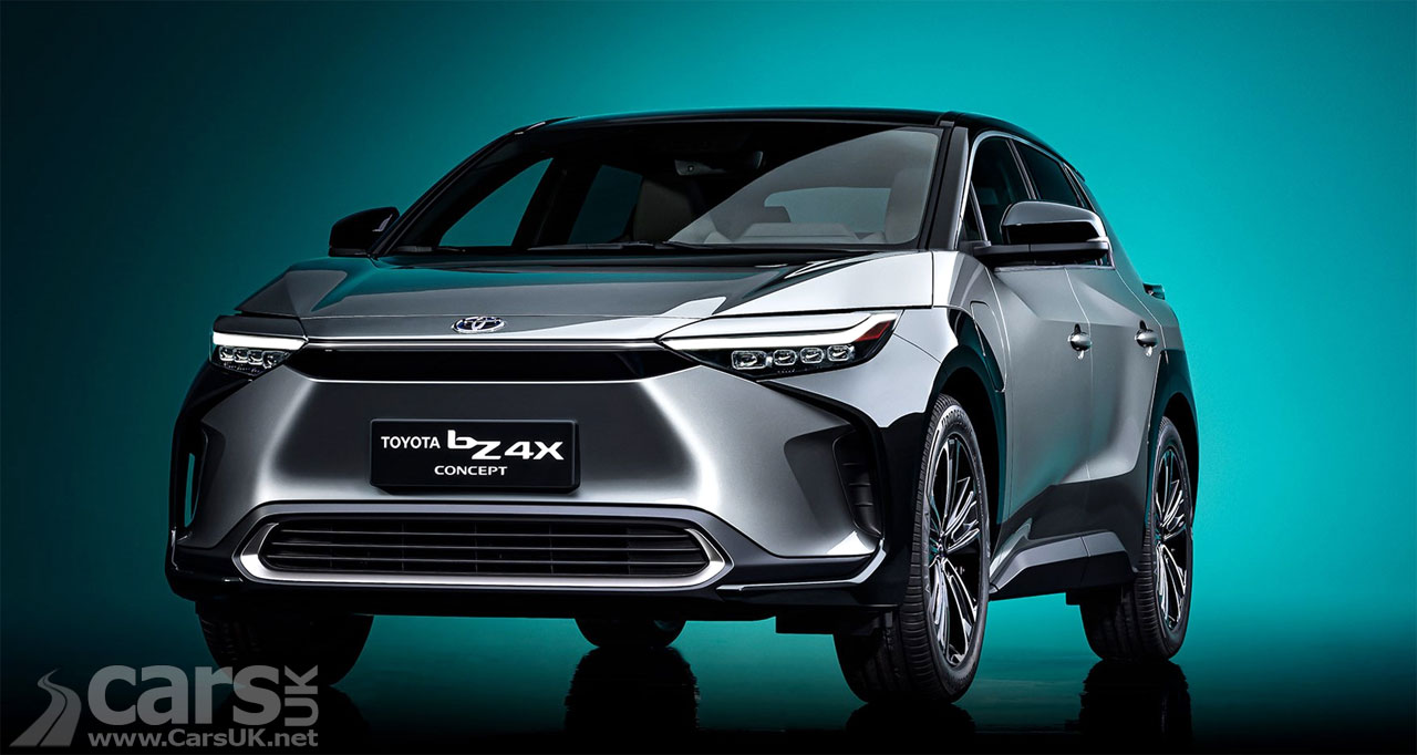 Photo Toyota bZ4X Electric SUV Concept
