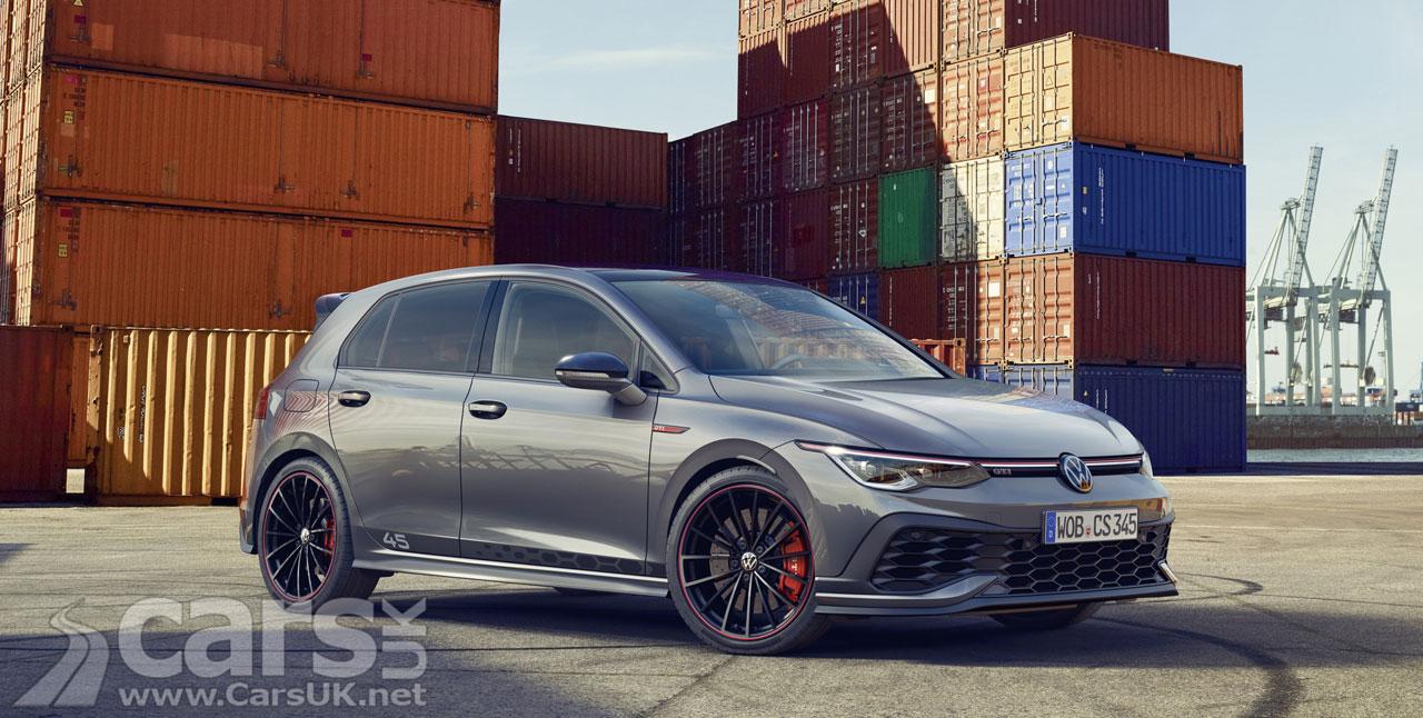 Photo Volkswagen Golf GTI Clubsport 45