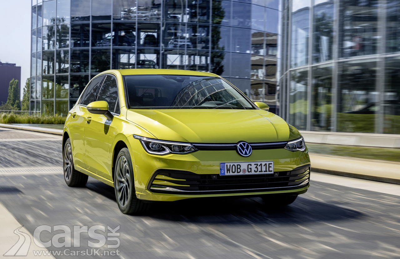 Photo Volkswagen Golf eHybrid