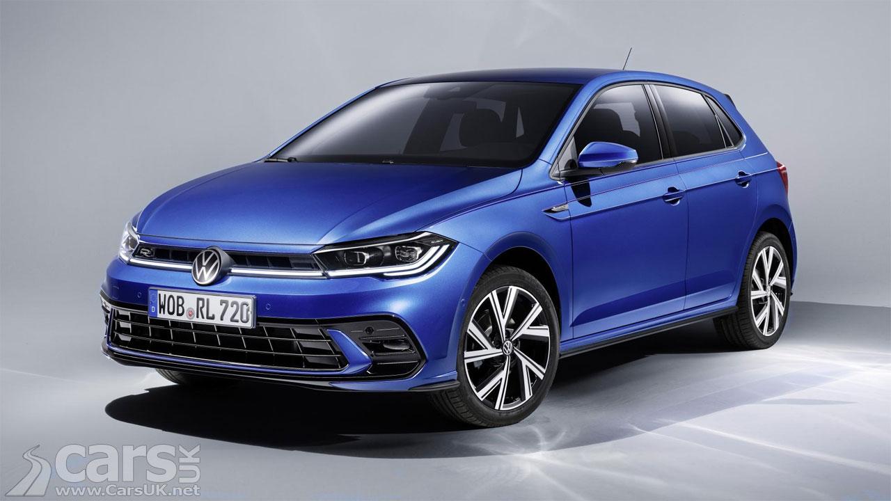 Photo 2021 Volkswagen Polo Facelift
