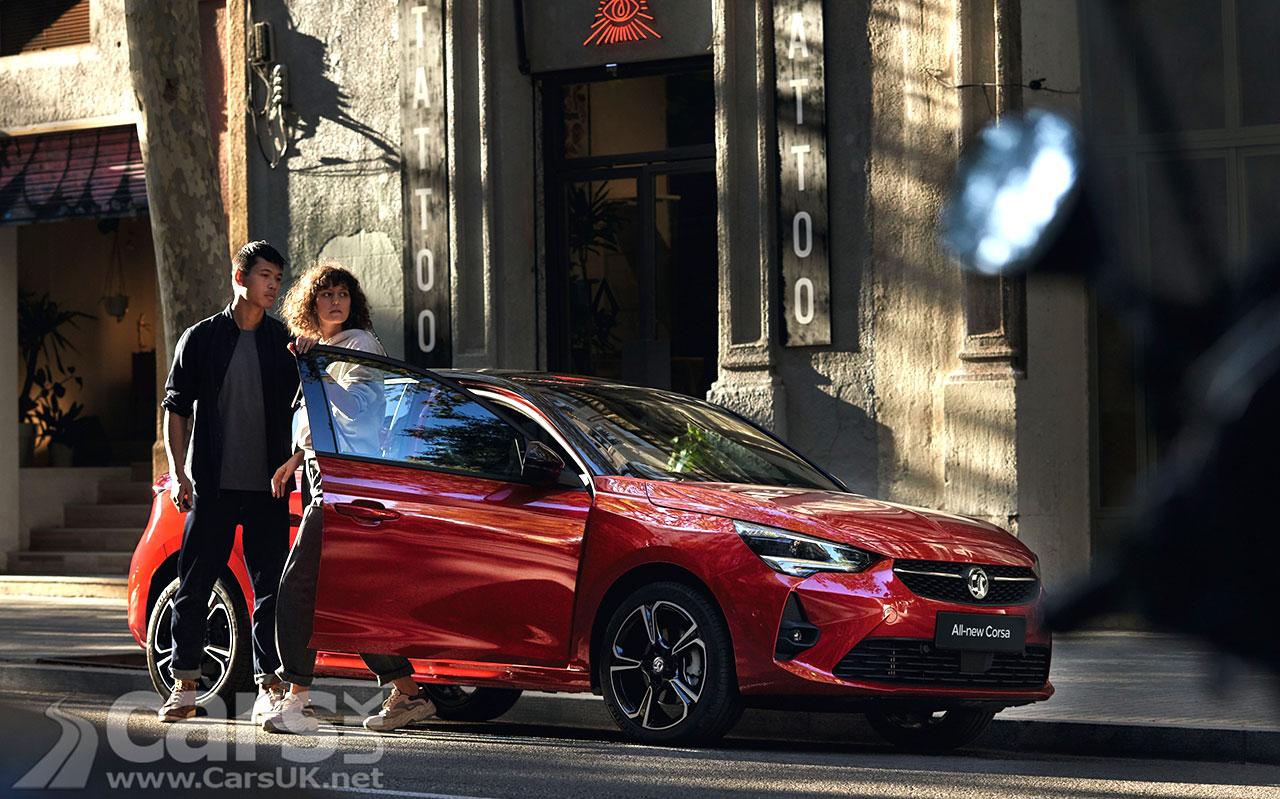 Photo Vauxhall Corsa
