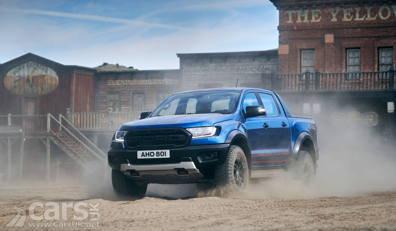 Photo Ford Ranger Raptor Special Edition