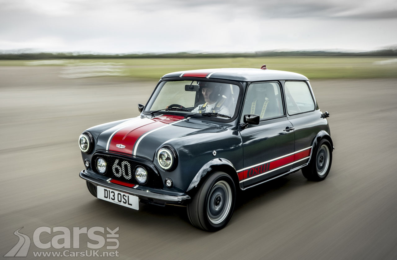 Photo Mini Remastered Oselli Edition by David Brown Automotive