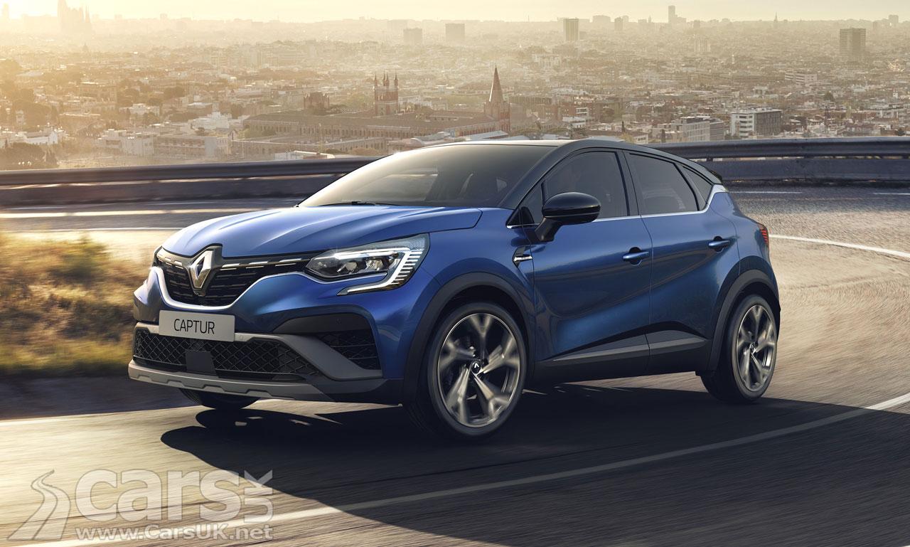 Photo New Renault Captur R.S. Line