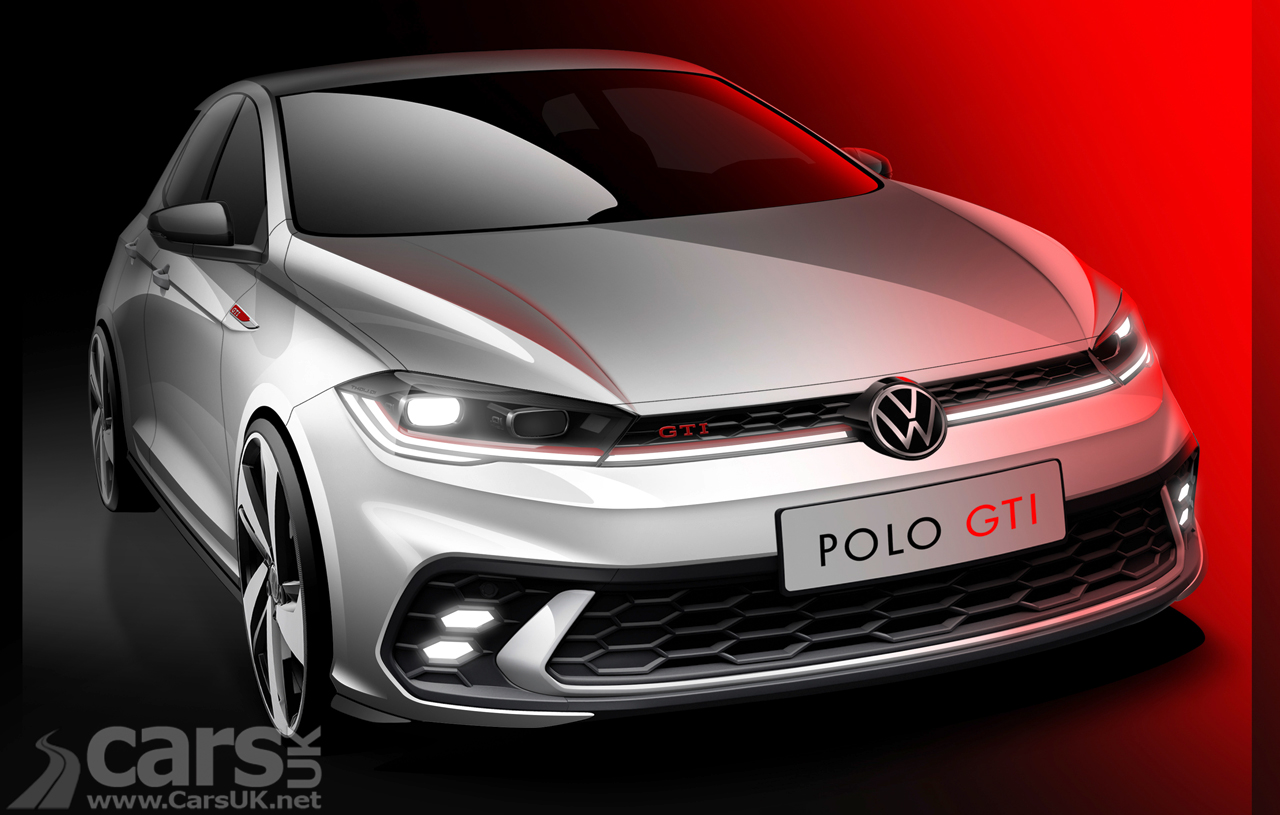 Photo New Volkswagen Polo GTI TEASE