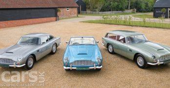 Photo Aston Martin DB5 Vantage Icons Collection