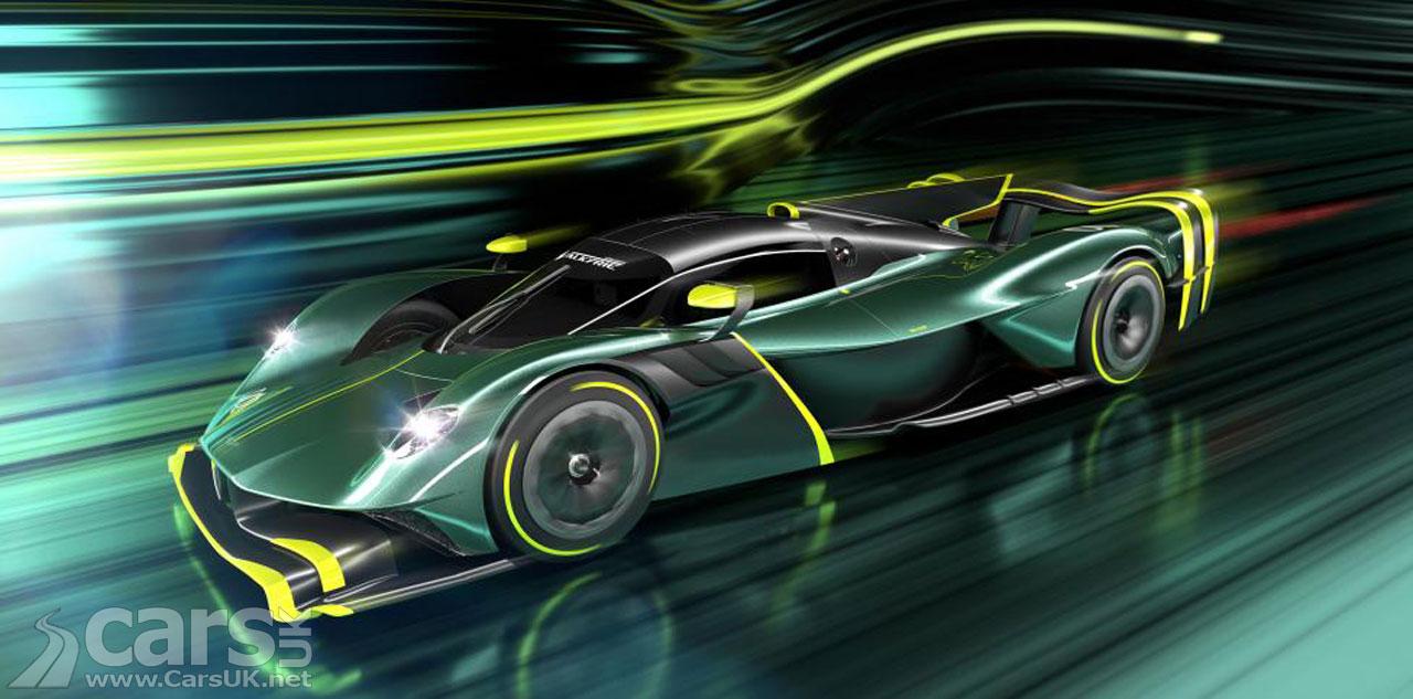 Photo Aston Martin Valkyrie AMR Pro