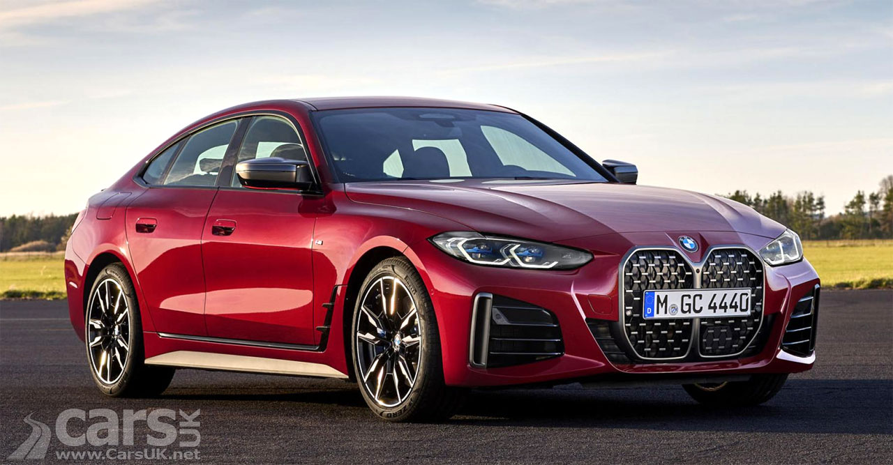 Photo New BMW 4 Series Gran Coupe