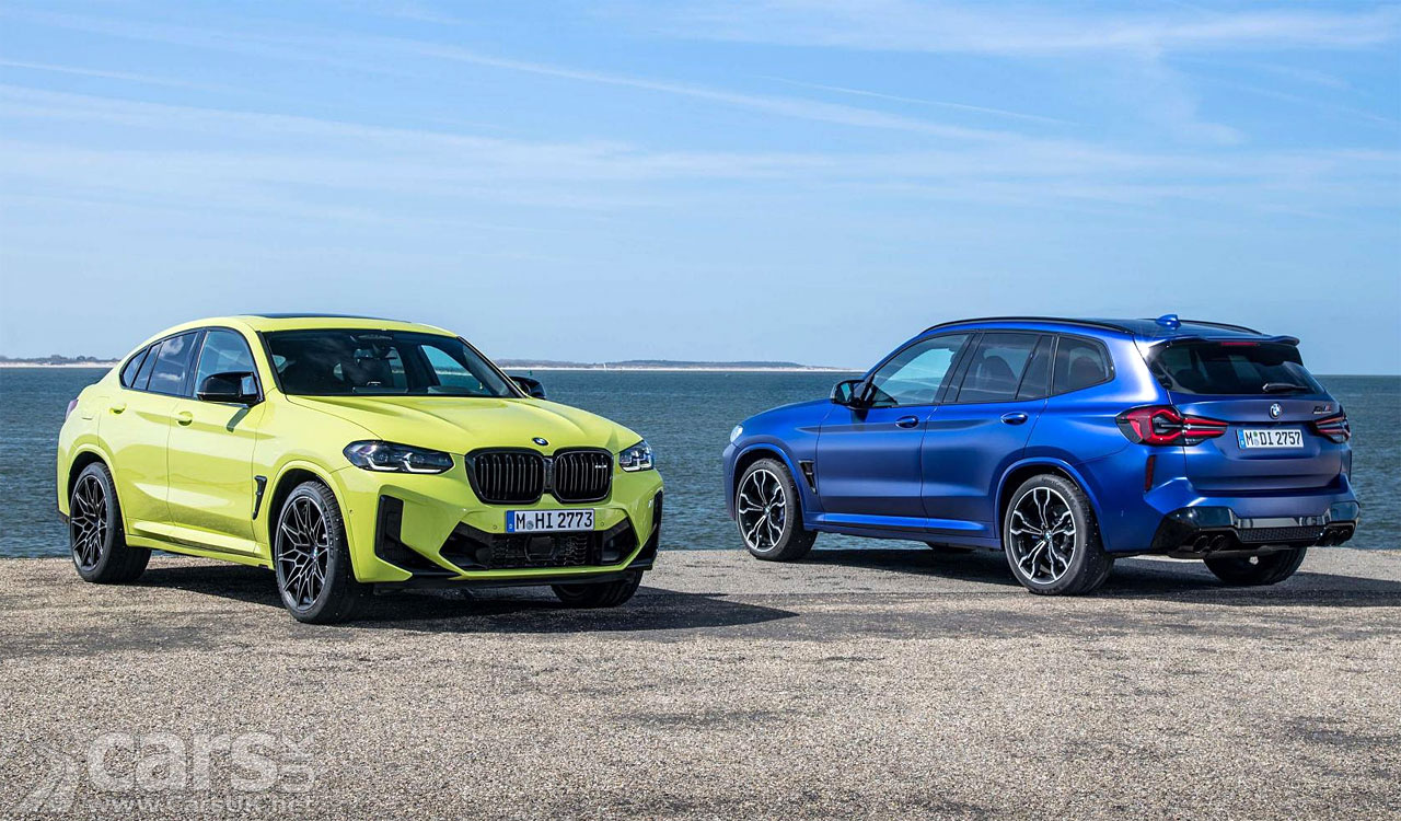 Photo BMW X3 and X4 Facelift