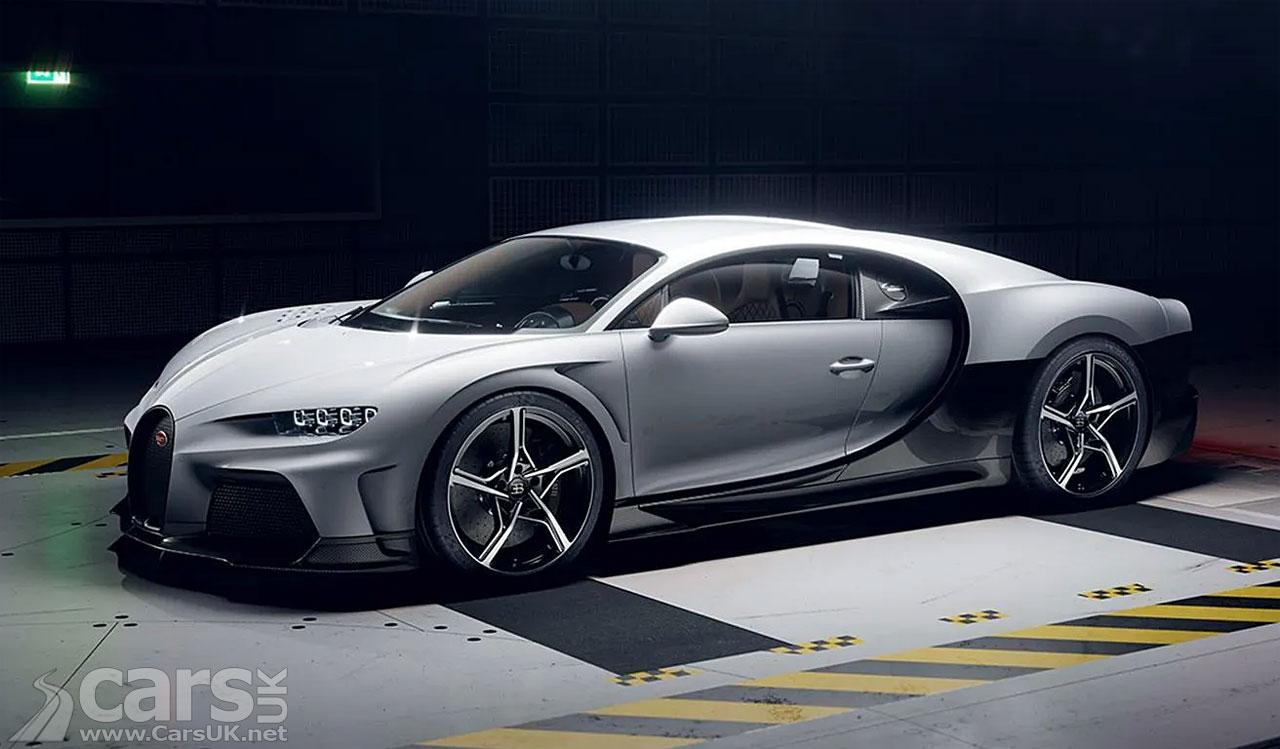 Photo Bugatti Chiron Super Sport