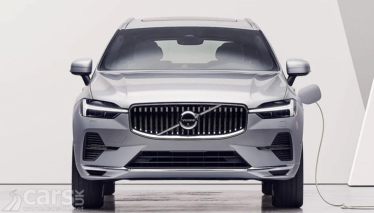 Photo electric Volvo XC60