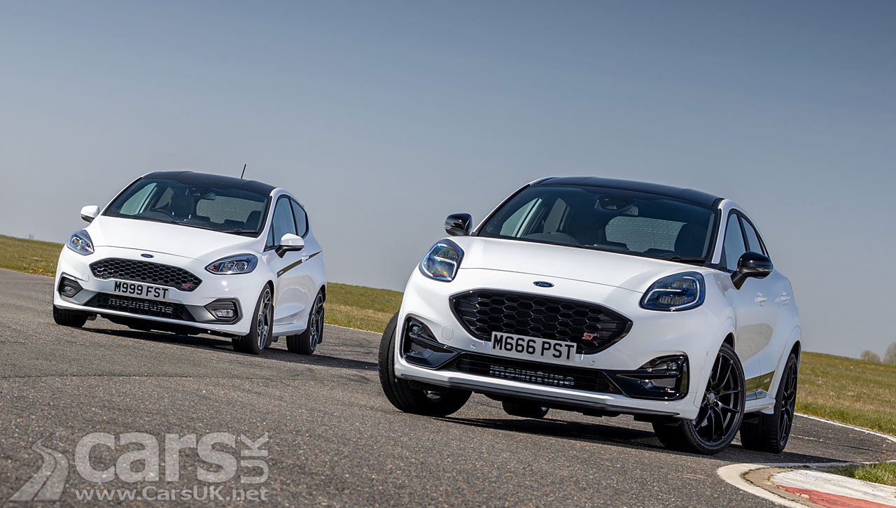 Photo Ford Fiesta ST and Puma ST get Mountune m260