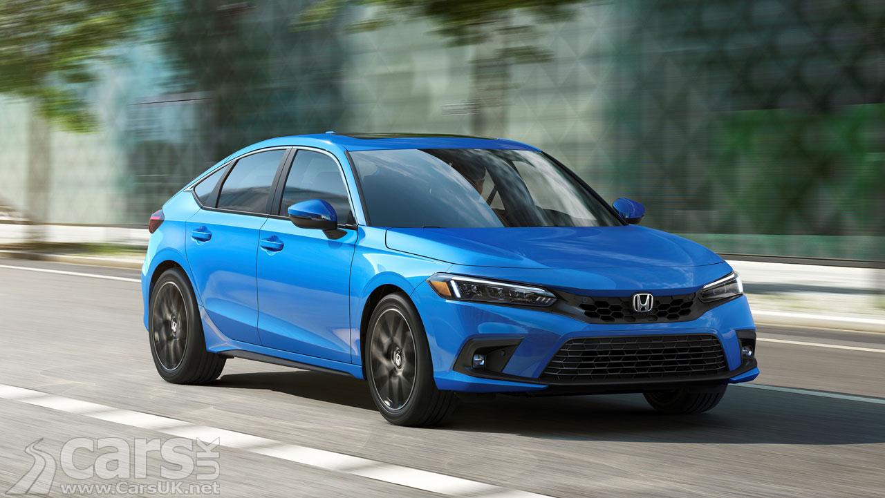 Photo New 2022 Honda Civic