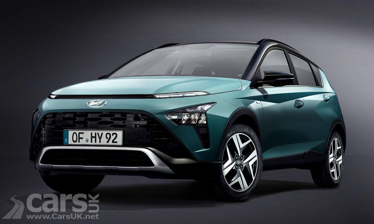 Photo Hyundai Bayon UK