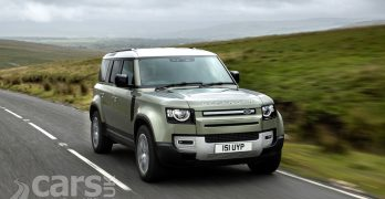 Photo Land Rover Defender FCEV