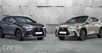 Photo New Lexus NX 2021