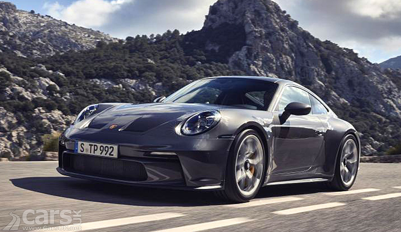 Photo Porsche 911 GT3 Touring