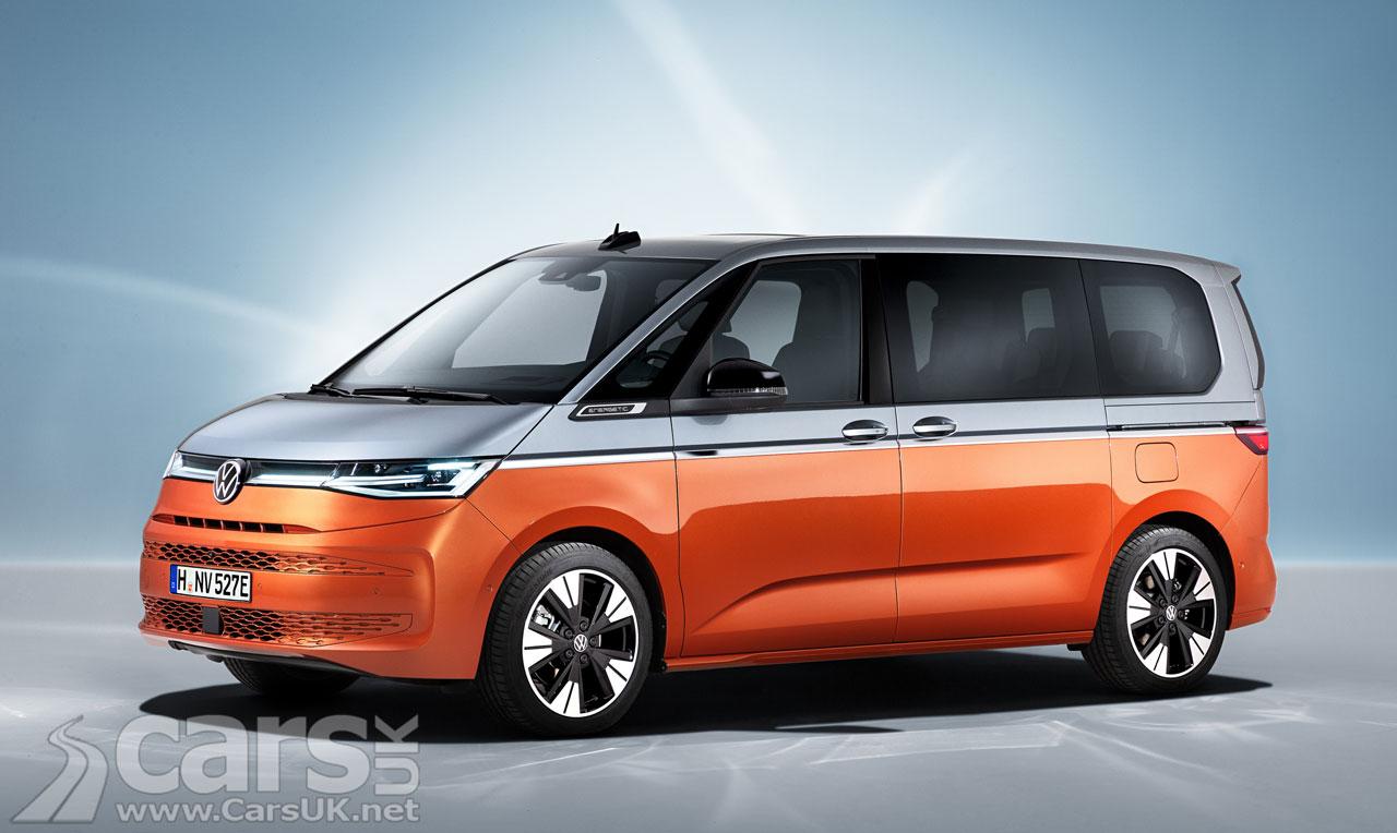 Photo NEW Volkswagen Multivan