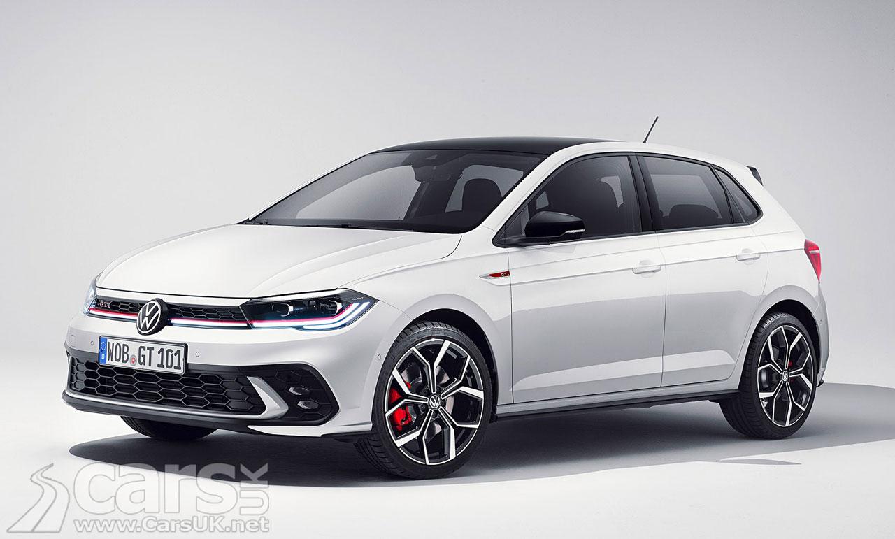Photo New Volkswagen Polo GTI