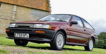 Photo 1987 Toyota Corolla GT