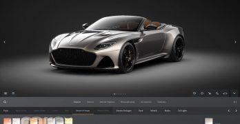 Photo New Aston Martin Configurator