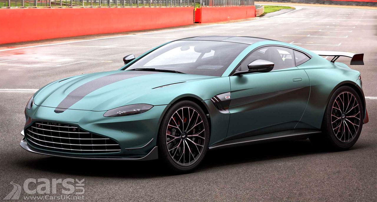 Photo Aston Martin Vantage