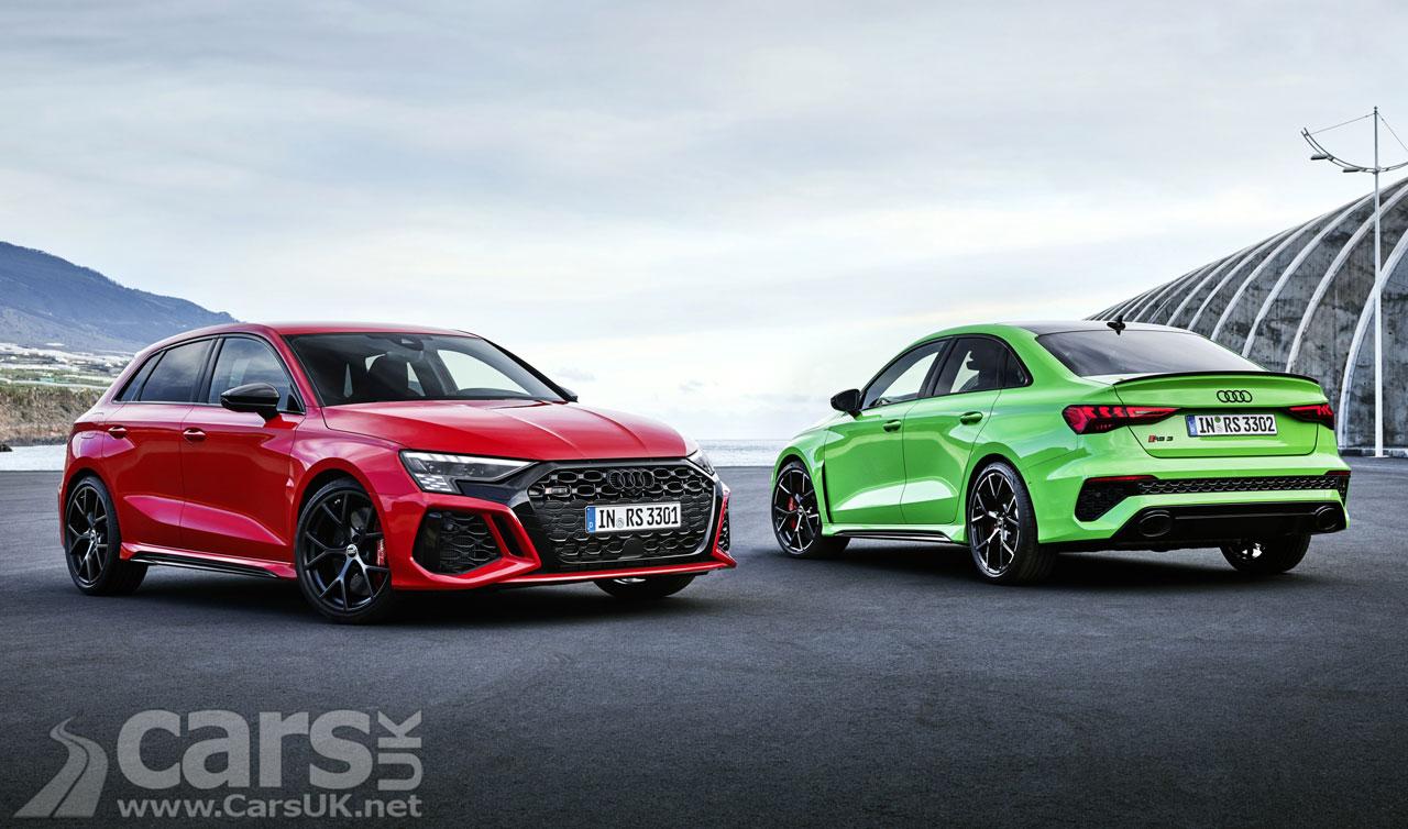 Photo New Audi RS 3