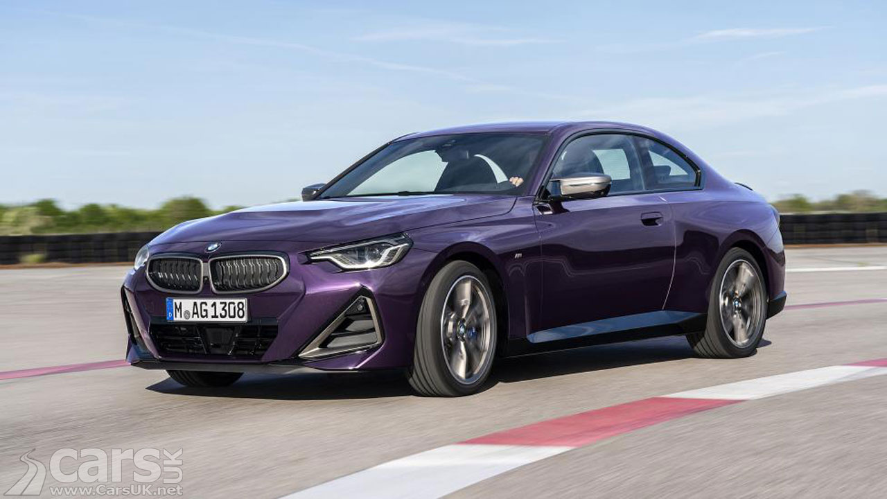 Photo New BMW 2 Series Coupe