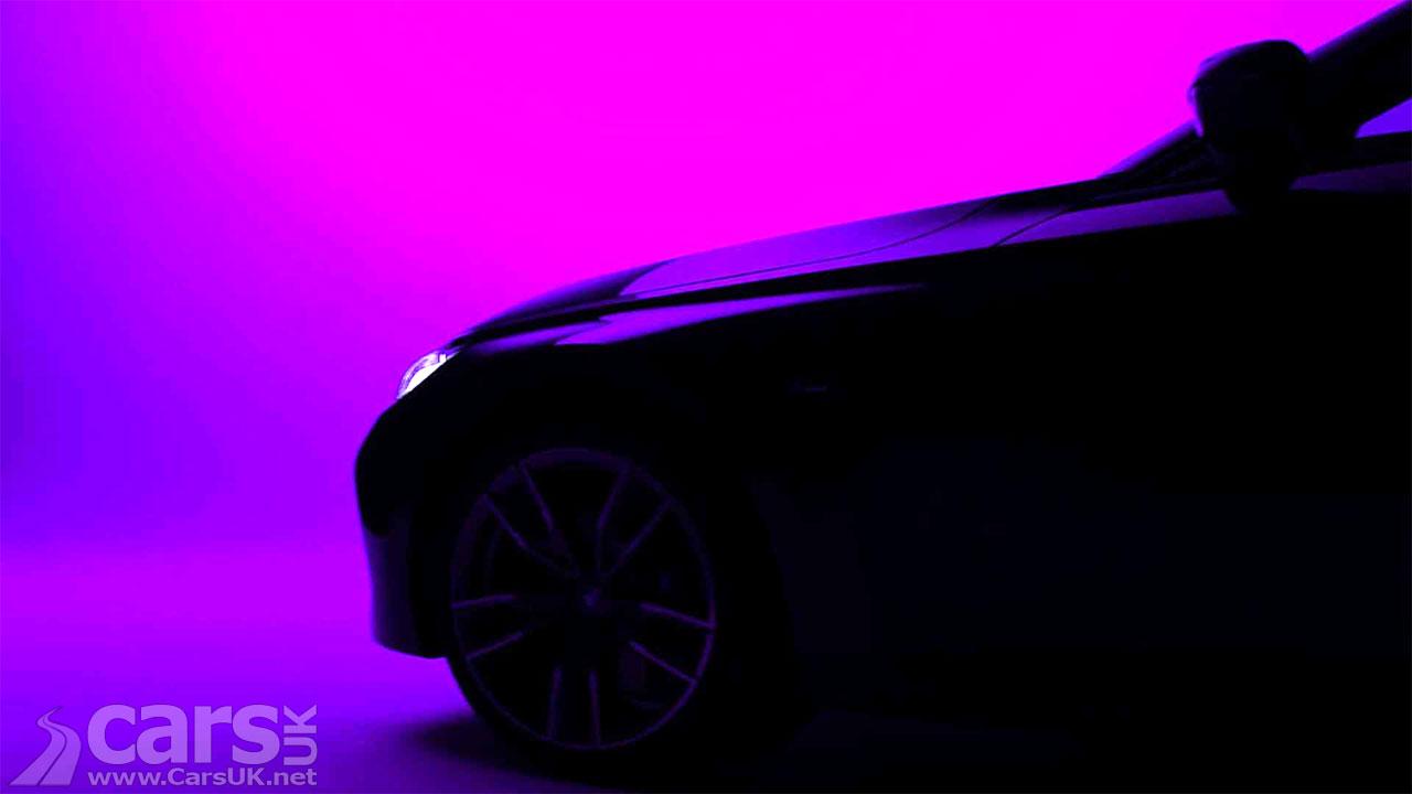 Photo New BMW 2 Series Coupé tease