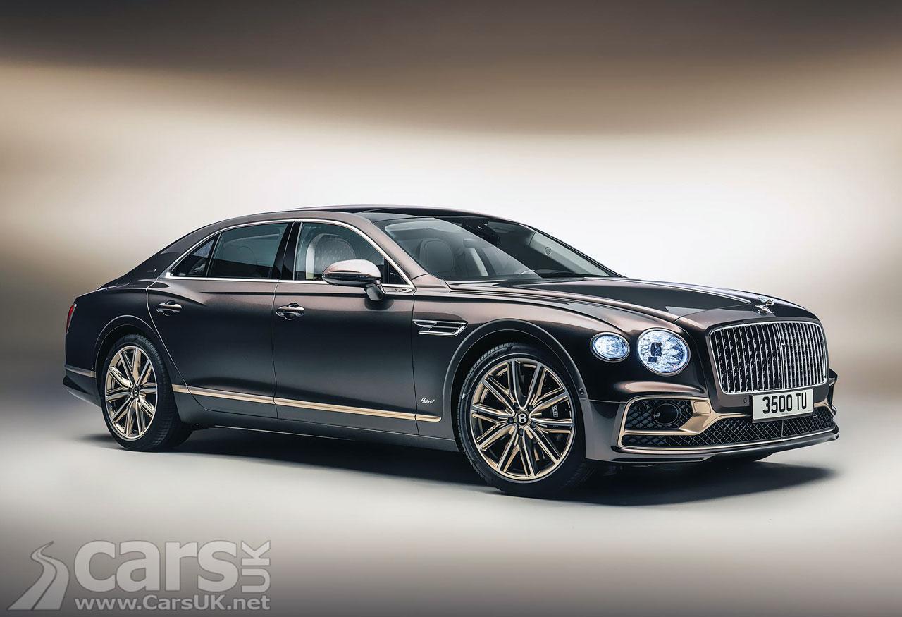 Photo Bentley Flying Spur Hybrid Odyssean Edition