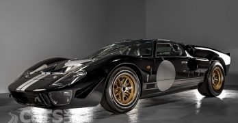 Photo Ford GT40 going ELECTRIC