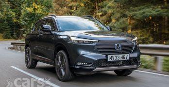 Photo New Honda HR-V e:HEV
