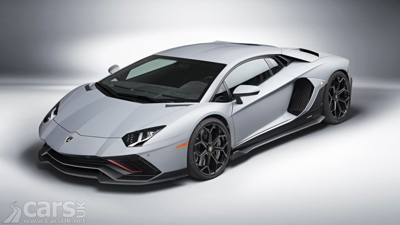 Photo Lamborghini Aventador Ultimae