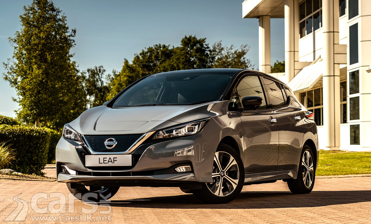 Photo 2021 Nissan LEAF Canto
