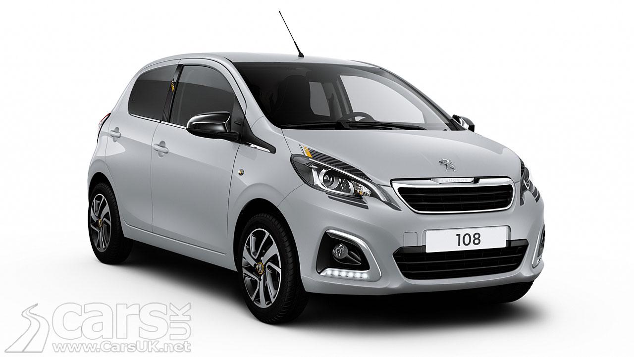 Photo 2021 Peugeot 108