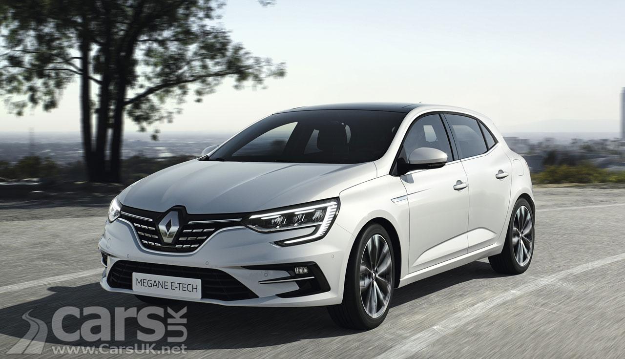 Photo Renault Megane E-Tech Plug-in Hybrid Hatch