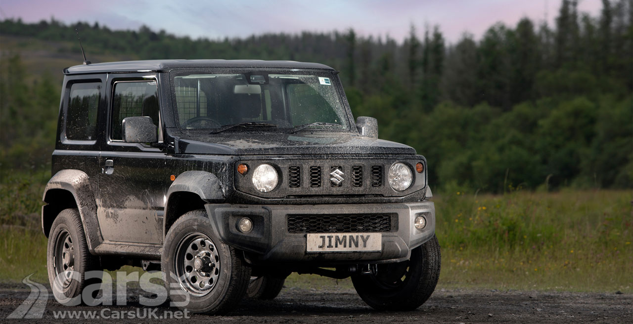 Photo Suzuki Jimny LCV