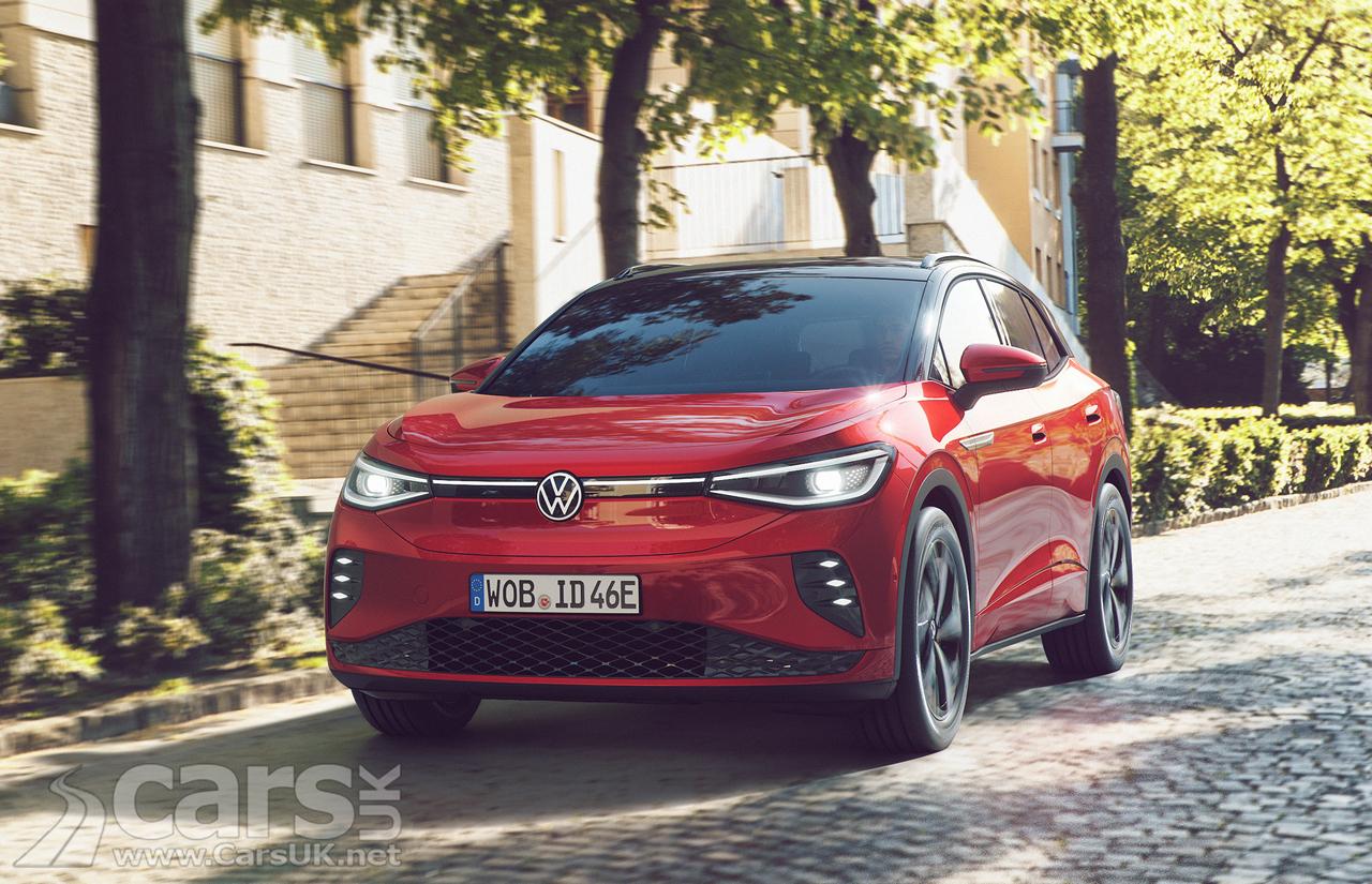 Photo Volkswagen ID.4 GTX