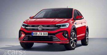 Photo New Volkswagen Taigo Coupe SUV